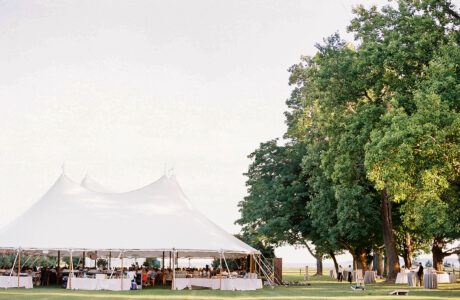 3 Creative Ideas for a Luxury Tented Wedding