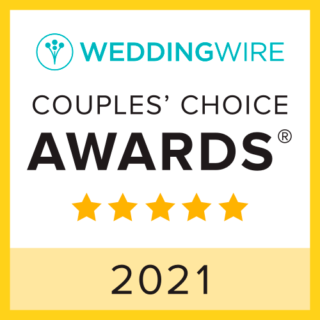 WeddingWire Couples Choice 2021