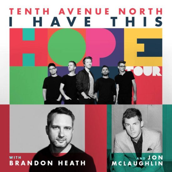 Tenth Ave North benefit concert