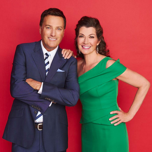Michael W. Smith & Amy Grant
